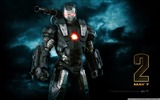 Title:war machine -Iron Man II movie HD desktop wallpaper 01 Views:10850