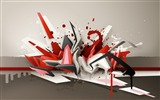 Title:Amazing 3d graffiti-Personalized Graffiti Art desktop picture Views:19037