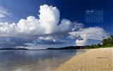 Title:Beach-December 2011-Calendar Desktop Wallpaper Views:4368