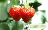 Title:Fresh Strawberries-December 2011-Calendar Desktop Wallpaper Views:3865