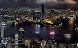 Title:city night view-The urban landscape photography Desktop Wallpapers Views:18185