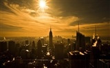 Title:empire state building new york city-The urban landscape photography Desktop Wallpapers Views:19746