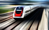 Title:high speed train-Trains and Railway Series wallpaper Views:6241