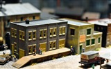 Title:miniature town-Macro Photography Photo Series wallpaper Views:4845