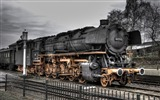 Title:old locomotive-Trains and Railway Series wallpaper Views:8535
