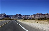 Title:open road-Nature Desktop Wallpaper Views:4383