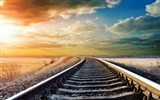 Title:railway view-Trains and Railway Series wallpaper Views:10330
