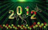 Title:Happy New Year-2012 Year theme desktop picture 07 Views:2717