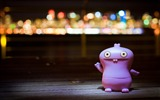 Title:babo bathing in bokeh-Cute funny design desktop picture Views:4222