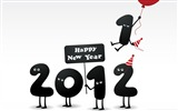 Title:black-Happy New Year 2012 Desktop Wallpapers Views:5557