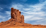 Title:desert rock-Amazing desert scenery Desktop Wallpapers Views:15063