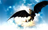 Title:how to train your dragon-Cartoon animation film Selected Wallpaper Views:16112