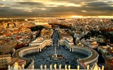 Title:piazza san pietro-Italy landscape photography Desktop Views:13990