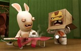 Title:rayman raving rabbids-Cute funny design desktop picture Views:7274
