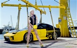 Title:Mandy Lange-2012 German tuning car models sexy lady HD wallpaper 02 Views:23372