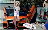 Title:Mandy Lange-2012 German tuning car models sexy lady HD wallpaper 06 Views:40045