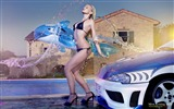 Title:Mandy Lange-2012 German tuning car models sexy lady HD wallpaper 07 Views:13351