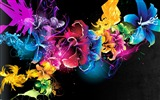 Title:colorful flowers-Dream glare colorful design theme wallpaper Views:4088