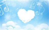 Title:love is in the sky-Happy Valentines Day theme desktop wallpaper Views:14016