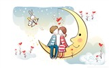 Title:Romantic Valentines Day Vector Wallpaper Album Views:11629