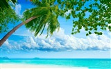 Title:tropical beach resorts-Island travel landscape photography Desktop Wallpapers Views:11328