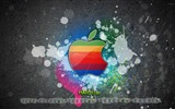 Title:Apple Splash-March 2012 calendar desktop themes wallpaper Views:3697