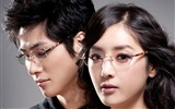 Title:Charming beauty model glasses advertising Wallpaper Views:6347