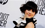 Title:Zooey Deschanel beauty star HD Wallpaper Views:8008