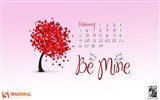 Title:be mine-February 2012 calendar desktop themes wallpaper Views:3557