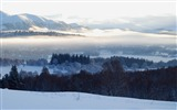 Title:cairngorms under snow-Beautiful mountain scenery picture Views:5732