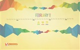 Title:colored edge-February 2012 calendar desktop themes wallpaper Views:4218