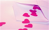 Title:love letter-Valentines Day theme desktop picture Views:7919