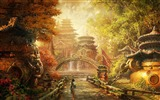 Title:painting-World of fantasy art design HD wallpaper Views:37893