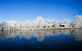 Title:panoramic photography-winter snow theme wallpaper Views:7958