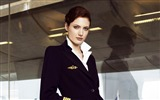Title:stewardess-Sexy beauty HD photo wallpaper Views:12878