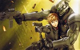 Title:battlefield anime-Cartoon character design wallpaper Views:4987