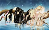 Title:chobits-Cartoon character design wallpaper Views:19805