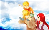 Title:naruto family-Anime character design desktop wallpaper Views:16525