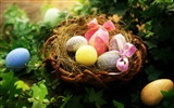 Title:Beautiful Easter Eggs wallpaper Views:8776