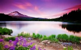 Title:Lake of Heaven-Nature Scenery Wallpaper Views:22694