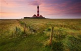 Title:Lighthouse on the prairie-Charm of German natural scenery Views:4967