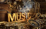 Title:abstract music-Music lovers wallpaper Views:14895