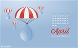 Title:graceful descent-April 2012 calendar themes wallpaper Views:3885