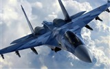 Title:su 35bm russian su 35 sukhoi military aircraft-Modern Military HD wallpaper Views:31613
