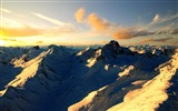 Title:Mountains endless-Mountain scenery wallpaper Views:6379