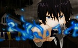 Title:blue exorcist okumura-Cartoon character design desktop wallpaper Views:14942