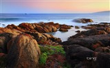 Title:canal rocks-Natural landscape wallpaper Views:3272
