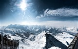 Title:central french alps-Natural landscape wallpaper Views:5247