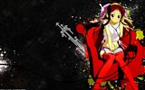 Title:girl listening to music-Cartoon characters wallpaper Views:8125