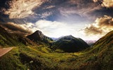 Title:great mountain-Mountain scenery wallpaper Views:7126